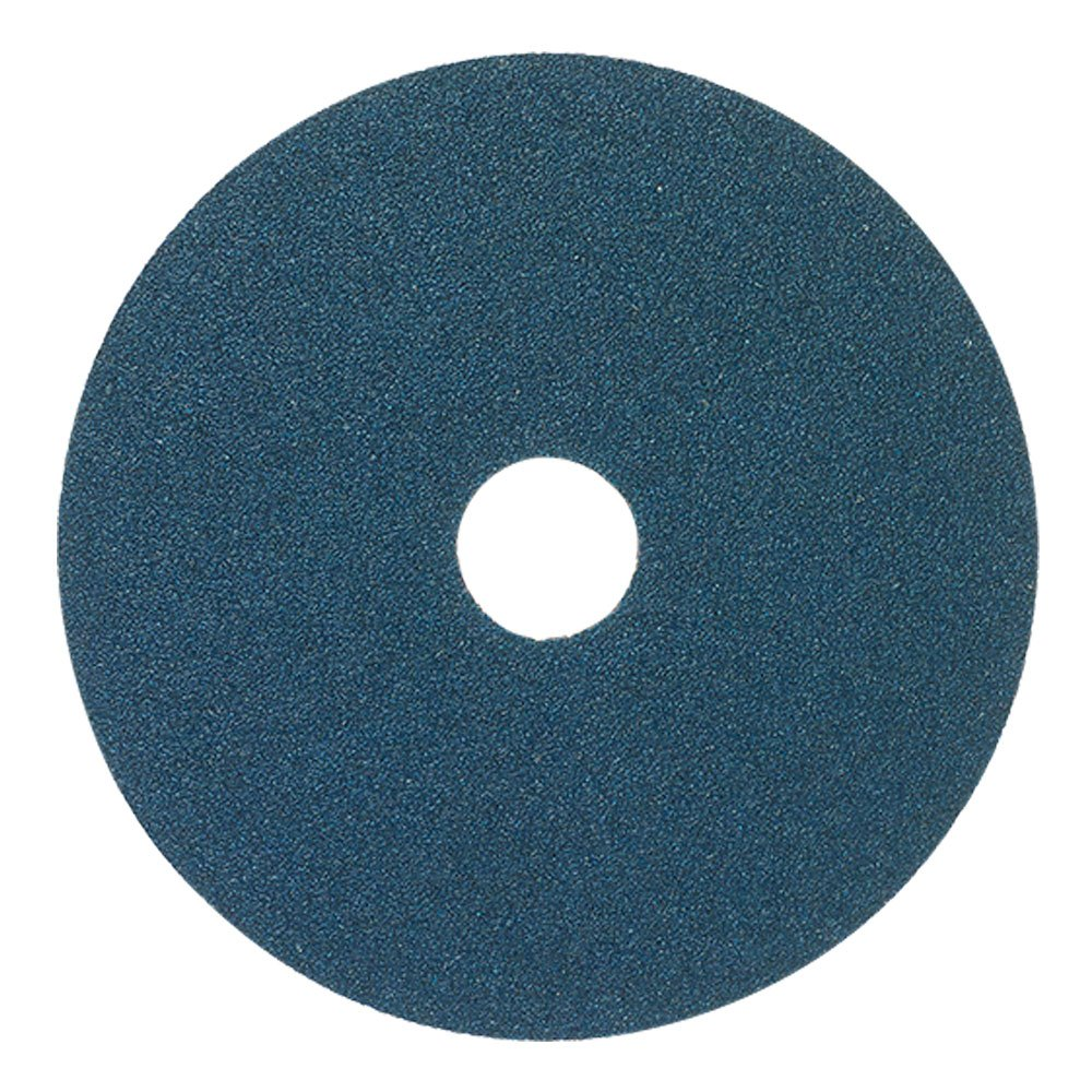 Mercer Industries 308060 60 Grit Zirconia Resin Fiber Discs (25 Pack), 5 x 7/8""