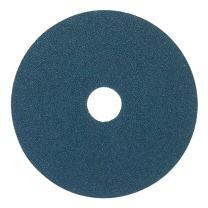 """Mercer Industries 308060 60 Grit Zirconia Resin Fiber Discs (25 Pack), 5 x 7/8"""""""