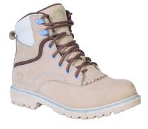 """KING'S 6"""" Leather Steel Toe Women's Work Boots with Goodyear Welt (KWLK01)"""