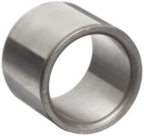 """INA SCE2610 Needle Roller Bearing, Steel Cage, Open End, Inch, 1-5/8"""" ID, 2"""" OD, 5/8"""" Width, 6800rpm Maximum Rotational Speed, 8900lbf Static Load Capacity, 5700lbf Dynamic Load Capacity"""