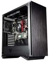Empowered PC Sentinel Gamer PC (AMD Ryzen 5 with Radeon Graphics, 16GB 3200MHz DDR4 RAM, 512GB NVMe SSD, 500W PSU, AC WiFi, Windows 10 Home) Tower Gaming Desktop Computer