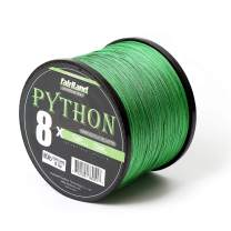 Fairiland Superpower 8 Strands Braided Fishing Line Abrasion Resistant PE Line 150m/300m/500m