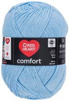 Red Heart Comfort Yarn, Baby Blue
