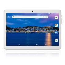 """Tablet 10 inch Android 8.1 Oreo Go Edition,Google Certified, 10.1"""" 3G/WiFi Tablets with Dual Sim Card Slots and Carmera,6000mAh Battery,Quad-Core Processor,16GB, Bluetooth,GPS"""