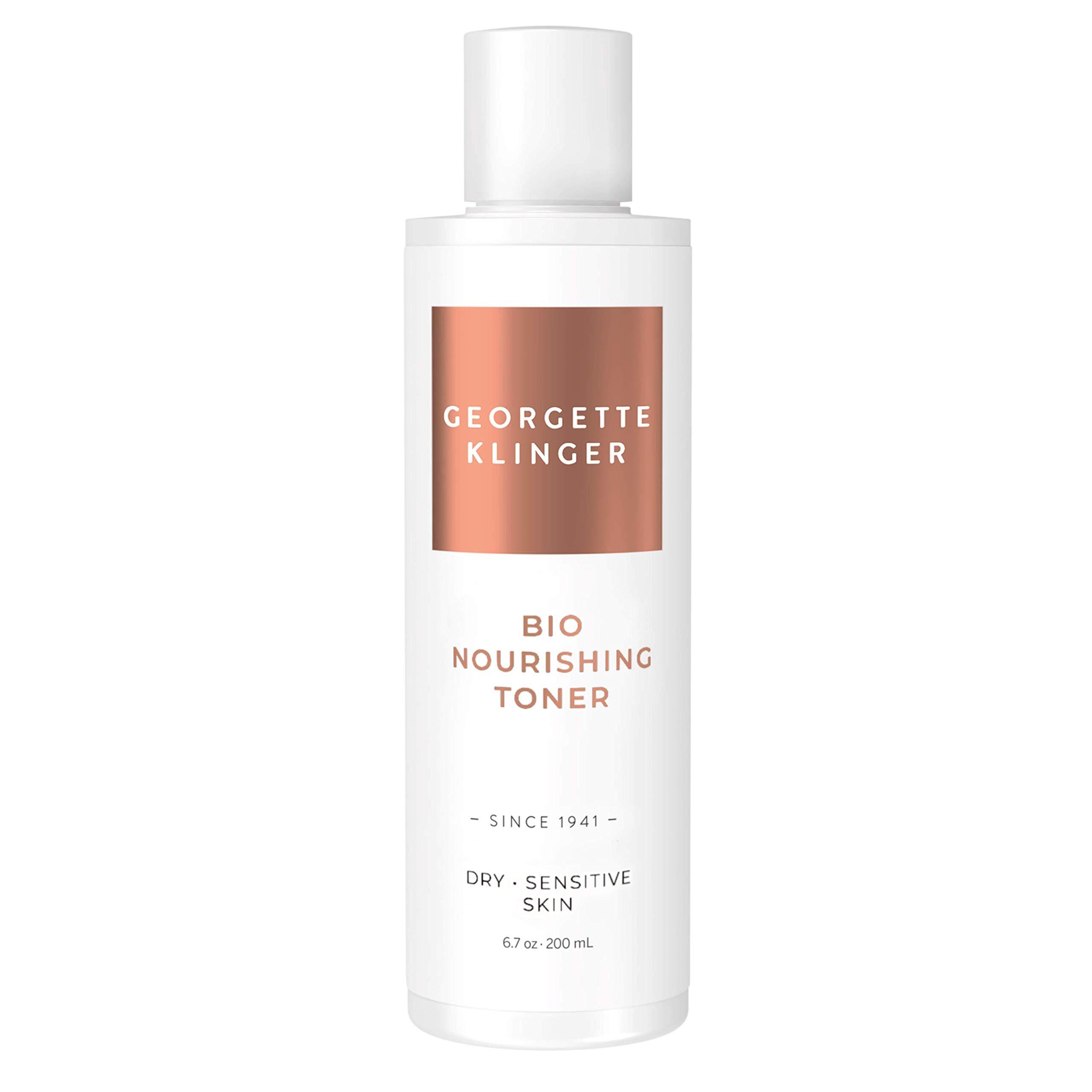 Georgette Klinger Bio Nourishing Face Toner – Vitamin & Botanical Rich to Clean, Soothe & Nourish Dry, Sensitive Skin