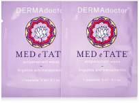 DERMAdoctor MED e TATE antiperspirant wipes - 30 count (0.1 Oz)