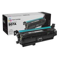 LD Remanufactured Toner Cartridge Replacement for HP 507A CE400A (Black)