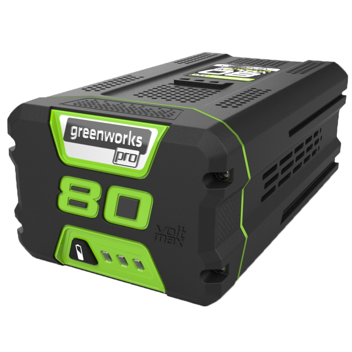 Greenworks PRO 80V 4.0 AH Lithium Ion Battery GBA80400