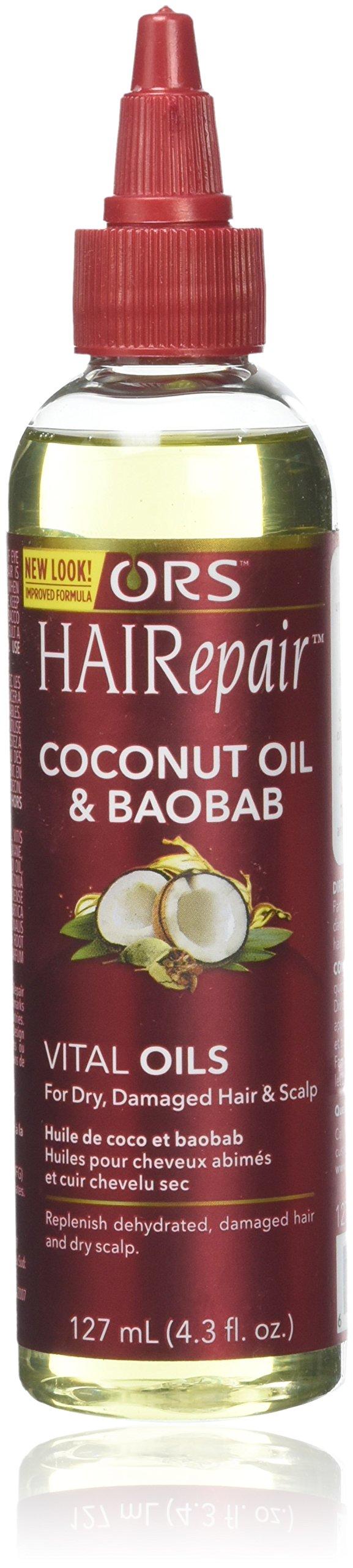ORS HAIRepair Coconut Oil & Baobab Vital Oils