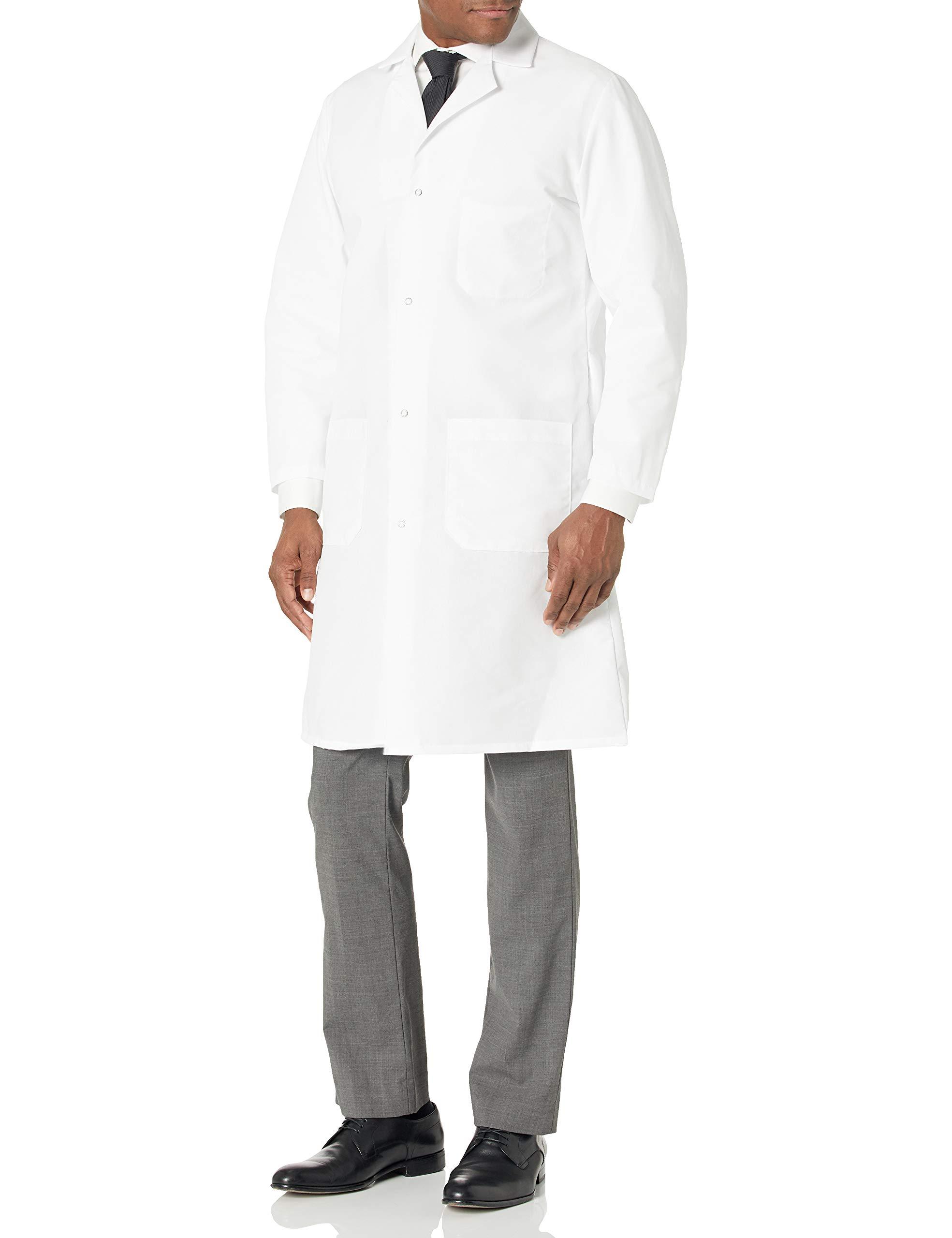 Red Kap Men's Rk Lab Coat