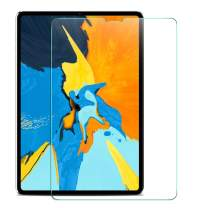 """ZoneFoker [2 Pack] New iPad Pro 11 Inch Screen Protector (2018 Releases), [Anti-Scratch][Easy Installation][Bubble Free] Tempered Glass for Apple iPad 11"""" Tablets"""