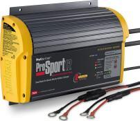 ProMariner 43012 ProSport 12 12-Amp 2-Bank Battery Charger