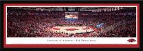 Arkansas Basketball - College Posters, Framed Pictures and Wall Decor by Blakeway Panoramas