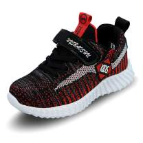 WYSBAOSHU Kids Sneakers Lightweight Breathable Running Shoes Toddler Little Kid Boys Girls for Primary School Sports Shoes