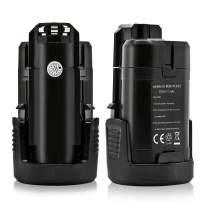 2 Pack ExpertPower10.8v 1.5Ah Li-ion Battery for Bosch BAT411, BAT411A, BAT412A, 2 607 336 013, 2 607 336 014, 2 607 336 864, D-70745
