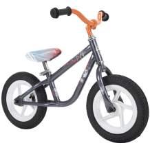Huffy Frozen 2 Balance Bike for Toddler & Kids, Olaf Graphics, 12 inch, Orange