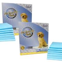 Premium Dog Training Pads - Most Absorbent - Latest Improved Version - Best Puppy Pad Doggie Pads Better Than Ever!