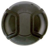 Zeikos ZE-LC55 Lens Cap (55mm)