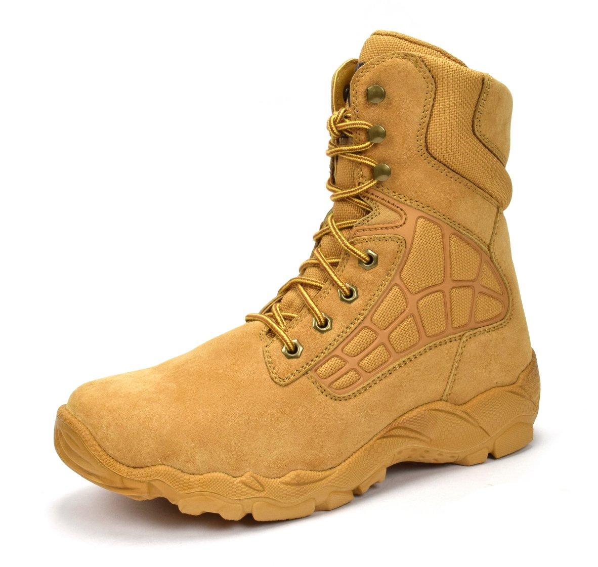 """Condor Arizona Men's 8"""" Steel Toe Work Boot"""