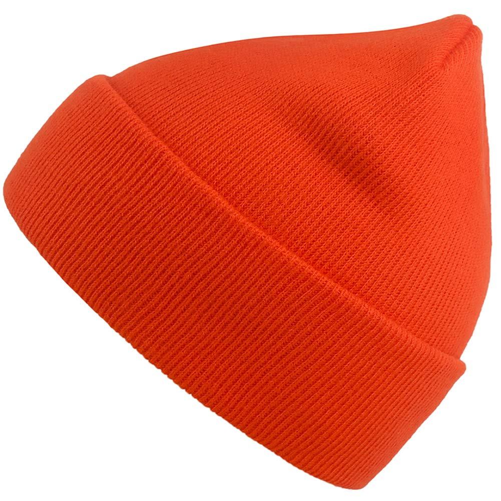 MaxNova Slouchy Beanie Cap Knit hat for Men and Women