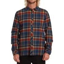 Billabong Men's Coastline Long Sleeve Woven Shirt