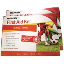Easy Care Sports & Travel First Aid Kit (Pack of 2)