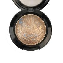 Mallofusa Single Baked Eye Shadow Palette Shimmer Metallic Eyeshadow Powder Makeup in 15 Colors (Madrid Golden)