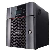 BUFFALO TeraStation WS5420DN Windows Storage Server 2016 Desktop 32TB NAS Hard Drives Included