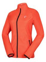 Shelcup Windproof Water Resistant Convertible Cycling Running Jacket