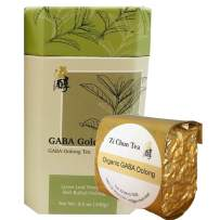 GABA Gold - Organic Oolong Super Tea, Loose Leaf Stress Relief Tea - A Calming and Relaxing Tea for Anxiety and Stress Relief - 3.5 ounces