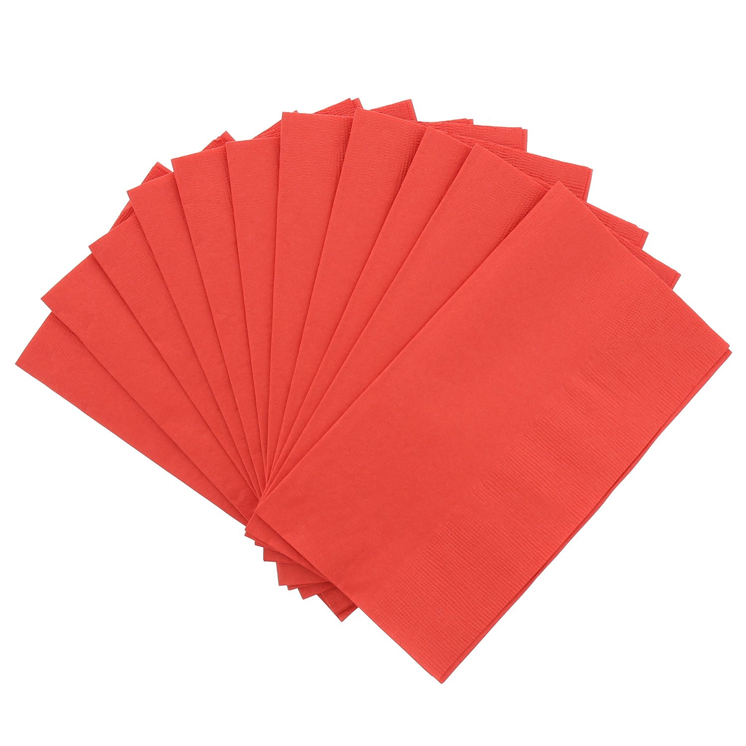 Royal Red Dinner Napkin, Package of 125