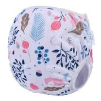 Storeofbaby Baby Stylish Washable Swim Diaper Reusable Leakproof Adjustable 0 3 Years