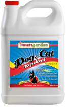 I Must Garden Dog and Cat Repellent: All Natural Spray to Stop Chewing and Repel from Yards, Plants, and Gardens – 1 Gallon Ready-to-Use