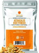 Astragalus Root Powder 1 Pound, Supports Immune Vitality, Astragalus Extract Powder in Resealable Bag, Gluten-Free & Kosher