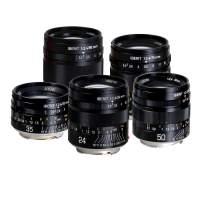 KIPON IBERIT F2.4 Full Frame Lenses for Leica M Mount Camera (Black)