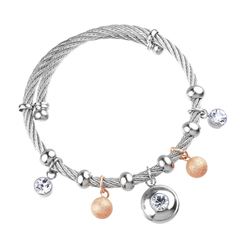 Evil eye bracelet Casual Bracelet Non tarnish copper wire Braided Bracelet Wire wrap charm Mother of Pearl Bracelet