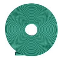 uxcell Heat Shrink Tubing 13mm Dia 21mm Flat Width 2:1 Heat Shrink Wrap Cable Sleeve Heatshrink Tube 5m Green