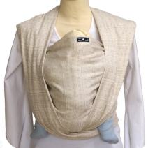 DIDYMOS Woven Wrap Baby Carrier Prima Natural (Organic Cotton), Size 5