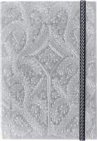 Silver A5 Paseo Notebook