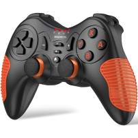 Wireless Pro Controller for Nintendo Switch/Switch Lite, BEBONCOOL Switch Controllers with Turbo Button/6-Axis Gyro/Dual Shock/Screenshot/Long Battery Life