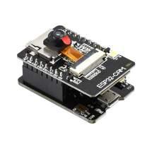 Aideepen ESP32-CAM WiFi Bluetooth Board ESP32-CAM-MB Micro USB to Serial Port CH340G with OV2640 2MP Camera Module Dual Mode for Arduino
