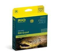 RIO Products Fly Line Rio Grand Wf4F Camo/Tan, Camo-Tan