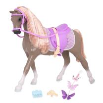 """Glitter Girls by Battat - Wanderlust 14"""" Toy Horse - 14 inch Doll Accessories and Clothes for Girls Age 3 and Up – Children's Toys"""