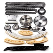 SCITOO Timing Chain Kit fits for 2011-2015 94201S C6209S Buick LaCrosse Regal Verano chevy Captiva Sport Cobalt 2.0L 2.2L 2.4L