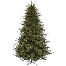 Vickerman 75' Itasca Frasier Artificial Christmas Tree with 750 Warm White LED lights