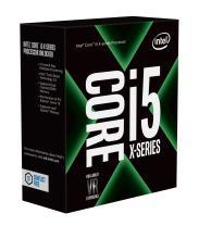 Intel Core i5-7640X X-Series Processor 4 Cores up to 4.2 GHz Turbo Unlocked LGA2066 X299 Series 112W
