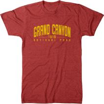 Grand Canyon National Park Men's Modern Fit Tri-Blend T-Shirt