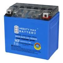 YTZ7SGEL - 12V 6AH 130 CCA - Gel SLA Power Sport Battery - Mighty Max Battery Brand Product