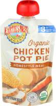 Earth's Best Organic Stage 3 Baby Food, Chicken Pot Pie, 3.5 oz. Pouch