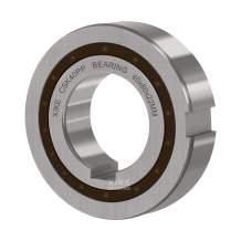 XiKe 1 Pack CSK40PP Bearings 40x80x22mm, One Way Bearing with Keyway Sprag or Clutch Freewheel Backstop.
